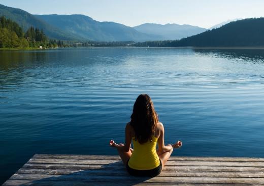 Blue Mind Meditate