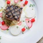 A Gourtmet Meal from Lake Austin
