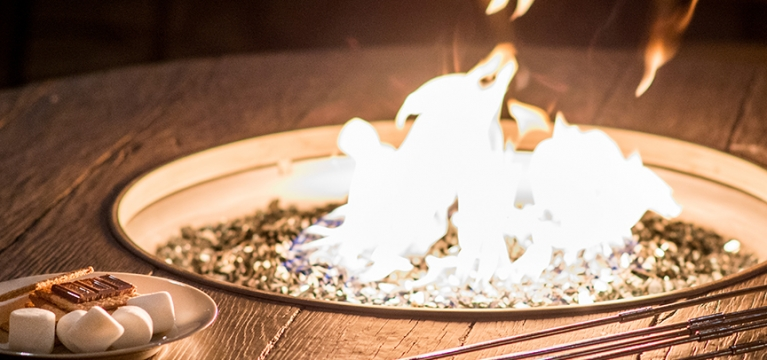 Friday Night Fun | S'mores at the Firepit
