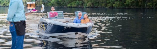Lake Austin Water Taxi