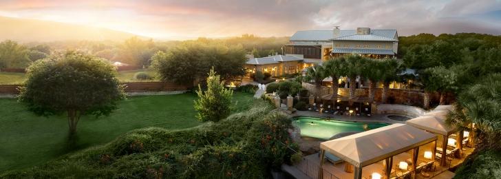 Lake Austin Spa Resort Luxury Spa Resort In Austin Texas