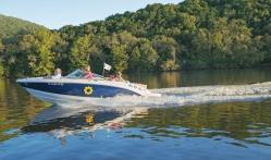 The Lake Austin Spa Resort Speedboat