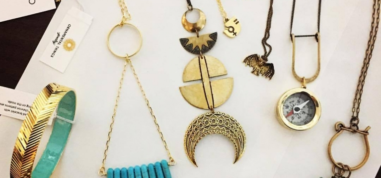 Ornamental Things Jewelry Pop-Up