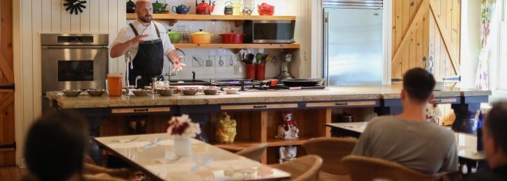 Conscientious Cuisine Culinary Demo