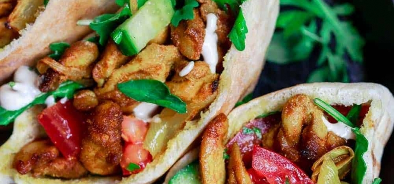 Shawarma, a Culinary Experience with Guest Chef Rita Klages