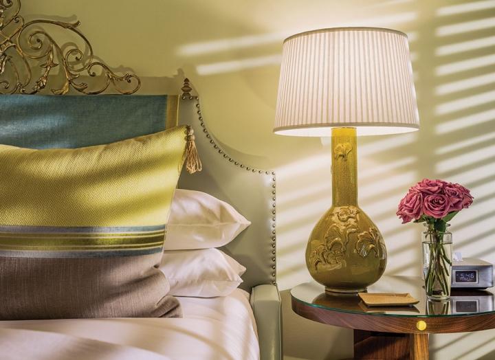 Luxury Garden Bedside